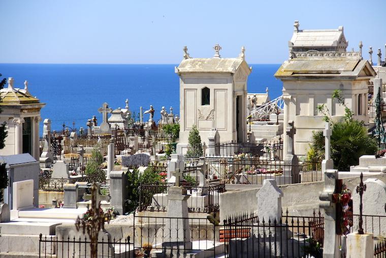 Cemitério de Sète, França