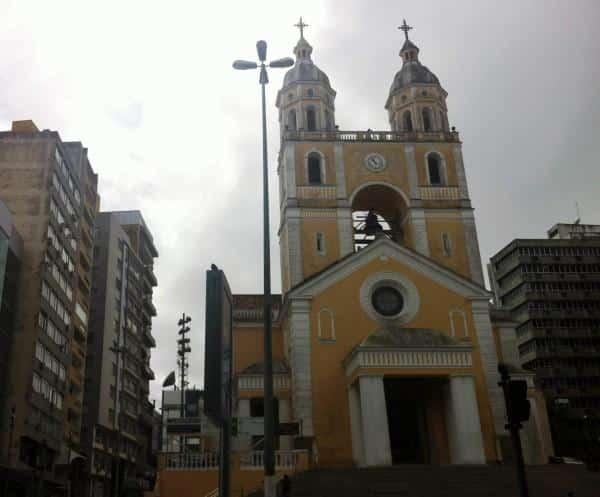 igreja de florianópolis