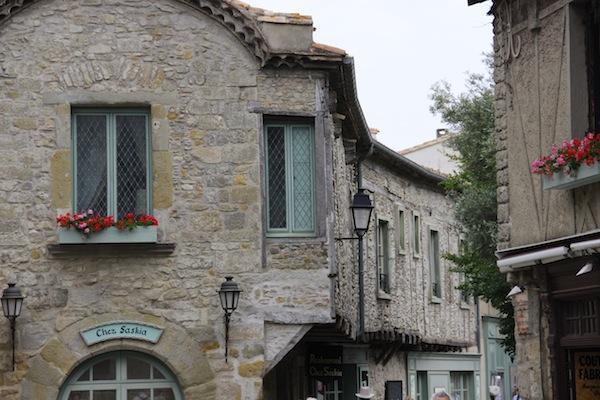 Ruas de Carcassonne