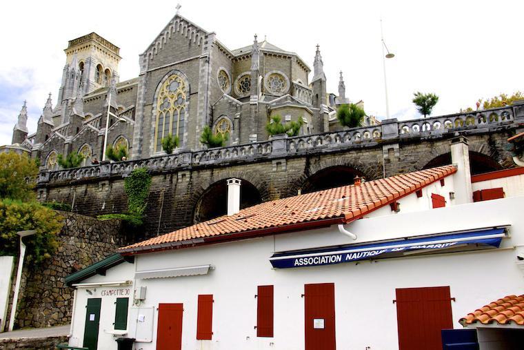 Igreja de Biarritz - País Basco, França