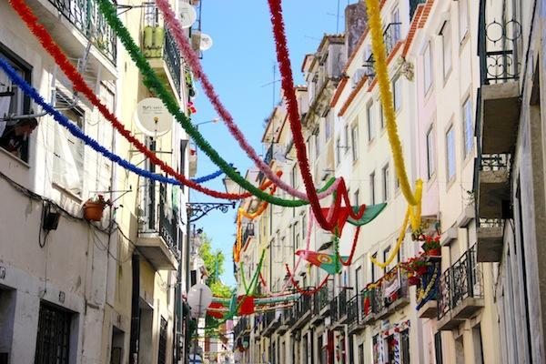 Alfama-Lisboa