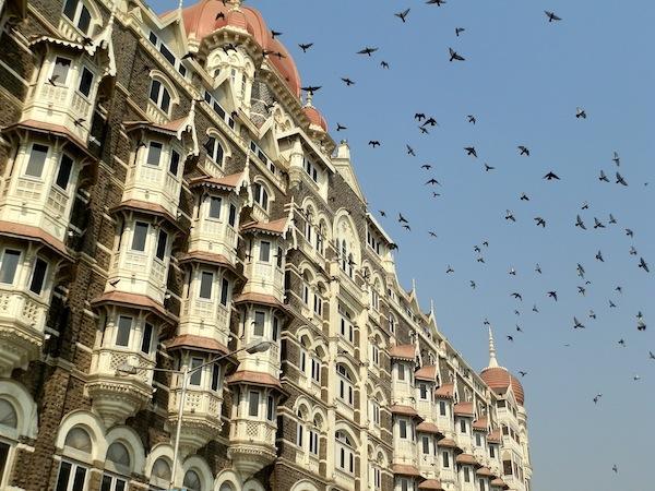 O que fazer em Mumbai: Hotel-Taj-Mumbai