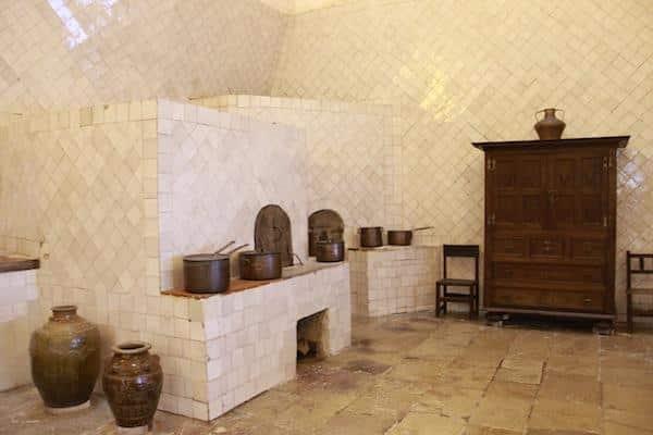Cozinhas - Palácio Nacional de Sintra