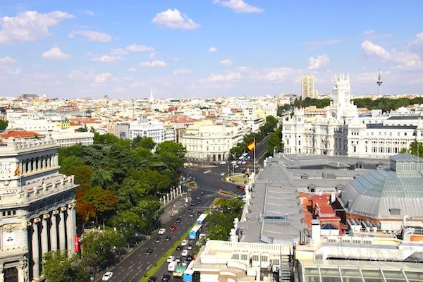 Madrid Circulo de Bellas Artes