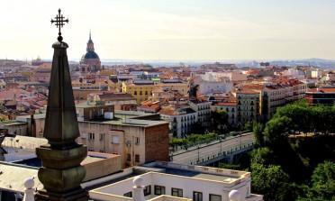 Três lugares para ver Madrid do alto