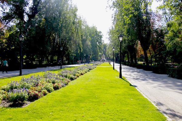 Parque Buen Retiro - Madrid