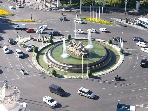 Praça das Cibeles, Madrid
