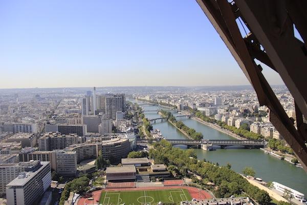 Vista do Rio Sena