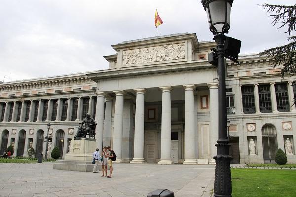 museu do prado, madrid