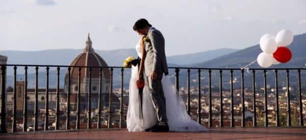 toscana casamento florença