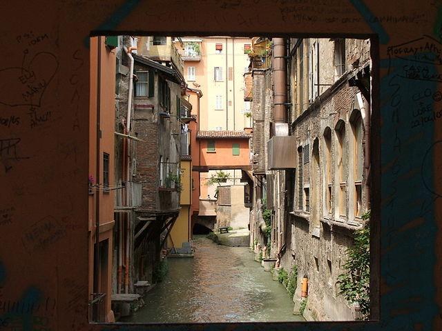Veneza de Bolonha, Itália
