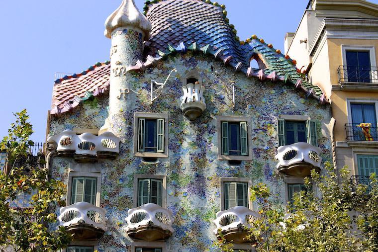 Casa Bartló, Barcelona