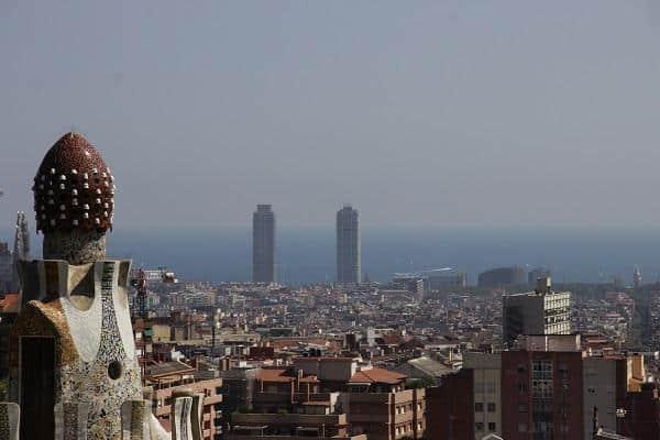 barcelona, pontos turísticos