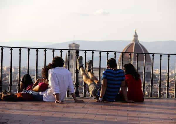 Por-do-Sol-Florença