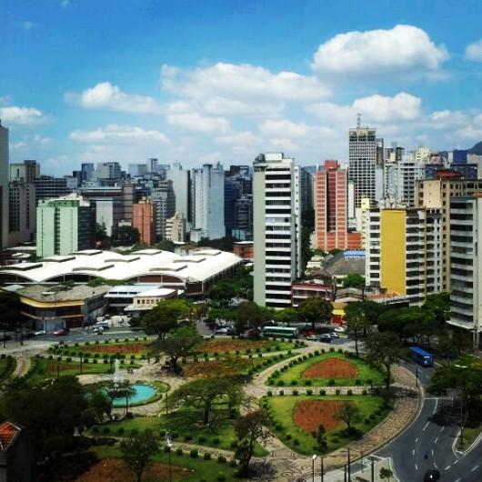 Praça Raul Soares Belo Horizonte