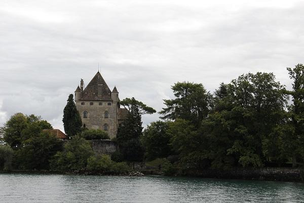 Yvoire, França