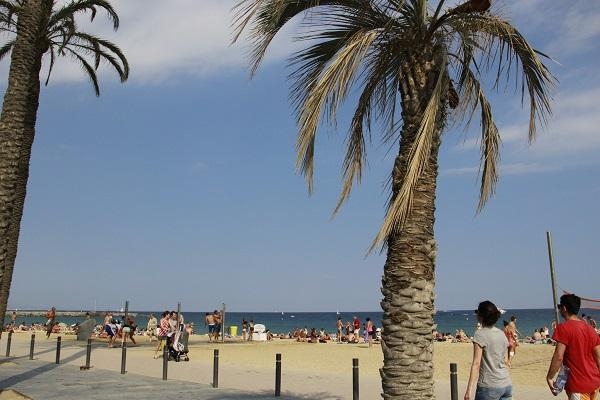 barceloneta, praia de barcelona