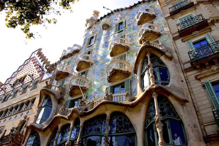 Casa Bartlló, Barcelona