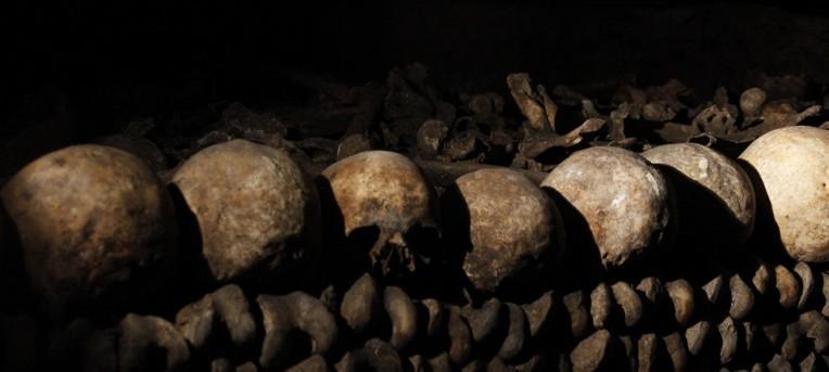 Catacumbas de Paris, o Império da Morte