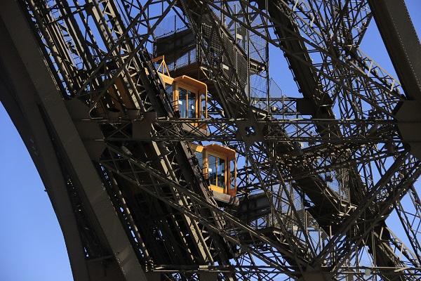 elevadores torre eiffel