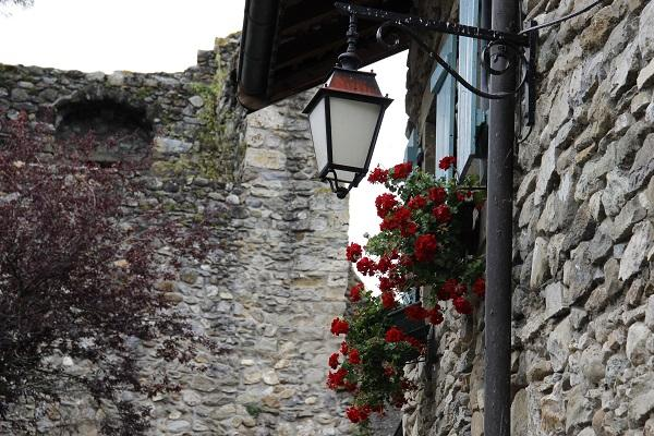 Yvoire, vila da França