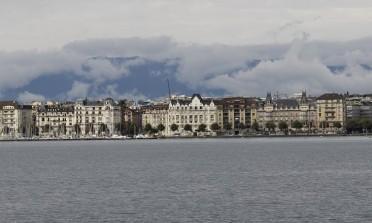 Genebra, a melhor base para esquiar na Europa