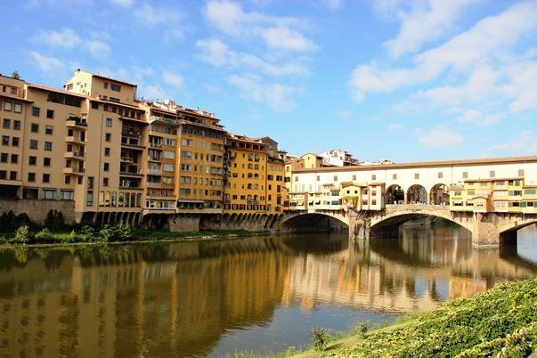 Ponte Vecchio, Florença - Itália