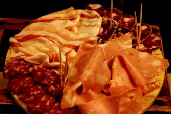 comida italiana típica