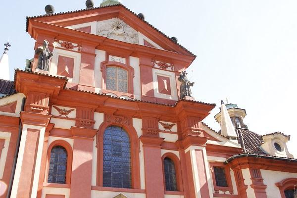 Basílica São Jorge, Praga