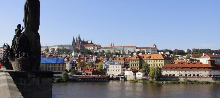 Um tour pelo Castelo de Praga