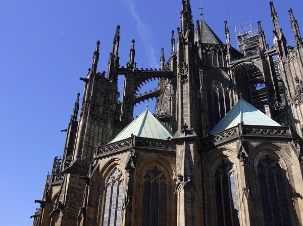 Catedral de São Vito, Castelo de Praga