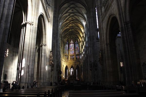 Catedral São Vito, Castelo de Praga