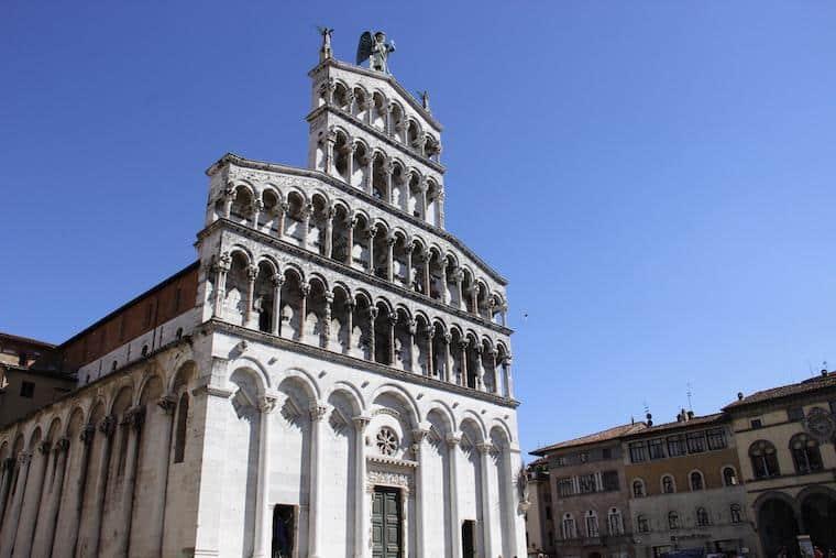 Igreja San Michele in Foro - Lucca
