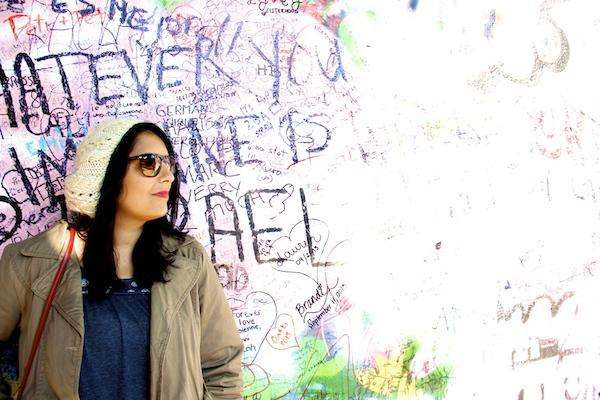 Lennon Wall Praga