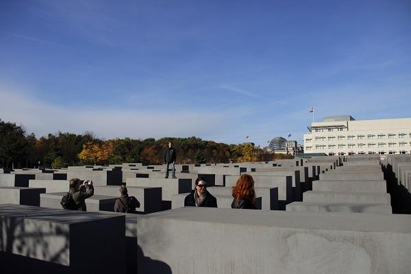 Memorial do Holocausto, Berlim