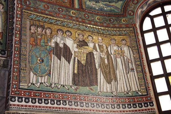 Mosaico em Ravena