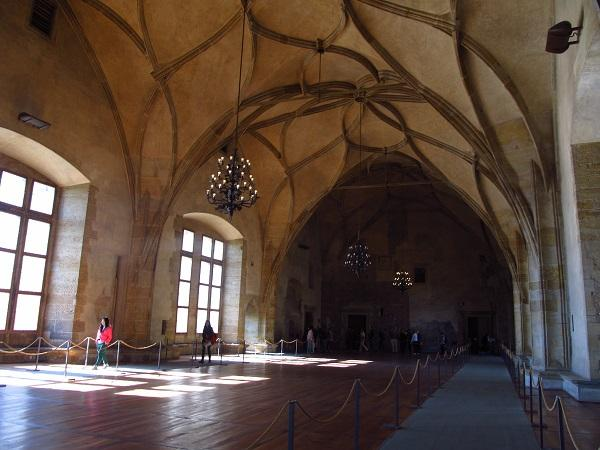 Palácio Real - Castelo de Praga