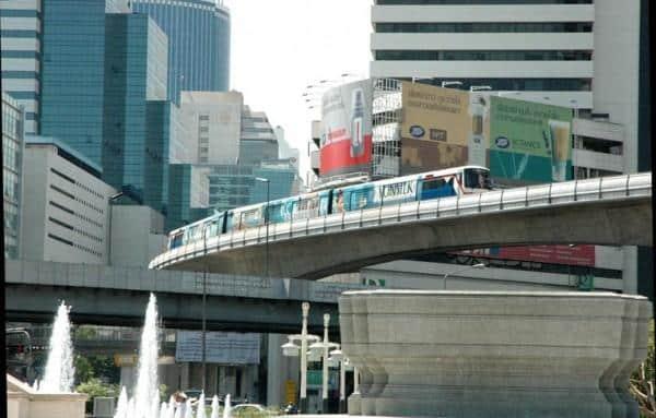 Silom, onde ficar em Bangkok