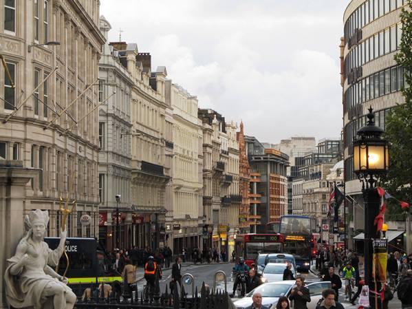 Soho, onde ficar em Londres