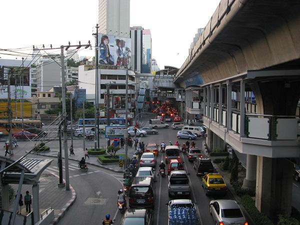 Sukhumvit Road, onde ficar em Bangkok