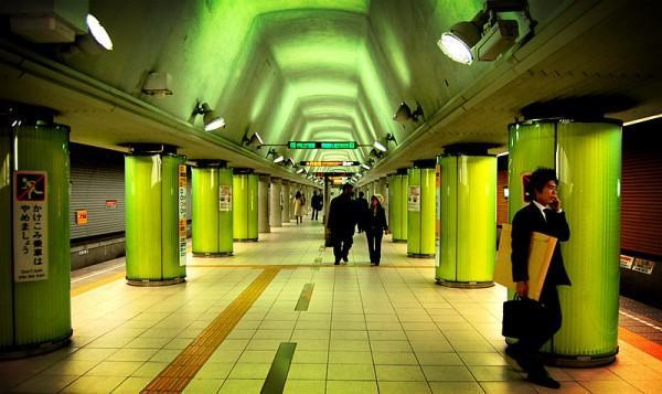 metrô do tóquio