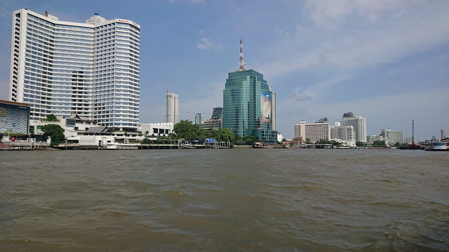 Onde ficar em Bangkok: Riverside