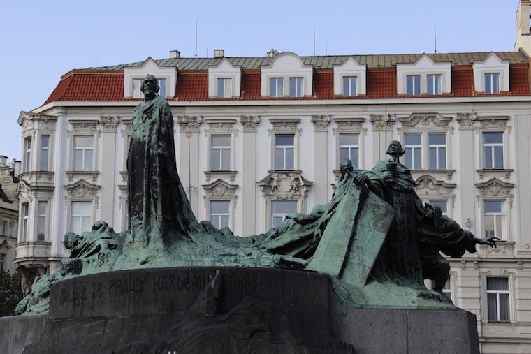 praga república Tcheca monumento