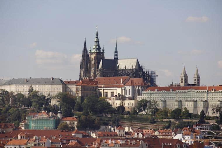 praga_o_que_fazer castelo e catedral