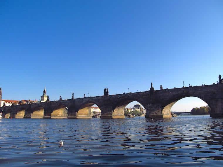 praga_o_que_fazer charles bridge do rio