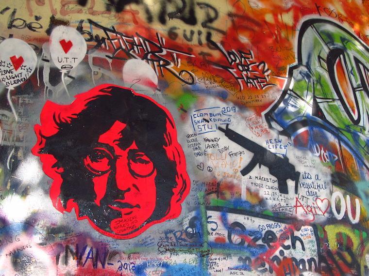 praga_o_que_fazer lennon wall