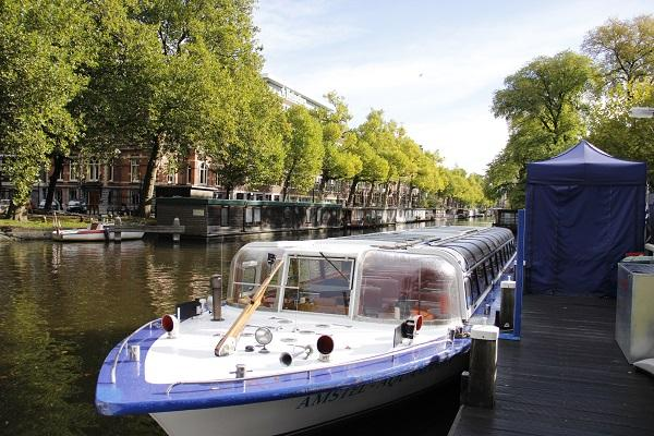 Amsterdam, na Holanda