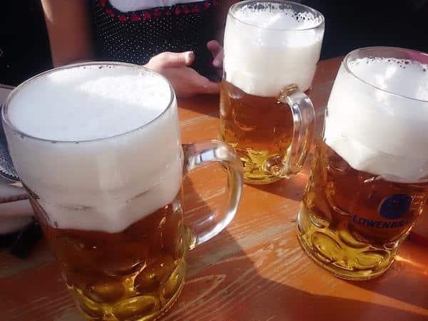 Biergaten