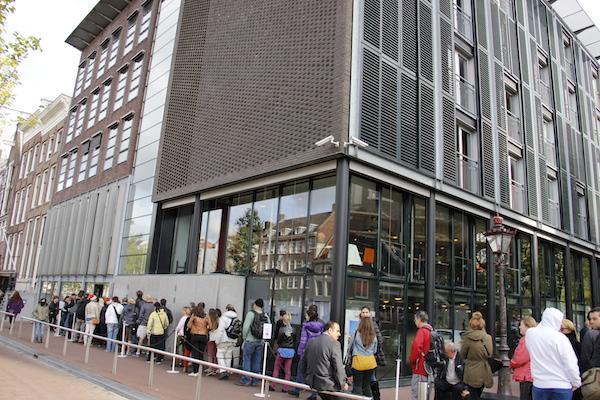 Casa da Anne Frank Amsterdam
