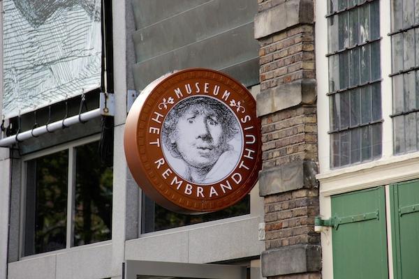 Casa de Rembrandt Amsterdam
